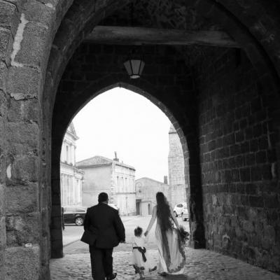 Mariage Aurélie et David